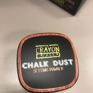 The Crayon Case Chalk Dust Setting Powder N